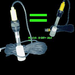 Sonda RedOX di ricambio per riferimento Zodiac: sonda ZODIAC TRi Pro Redox (ACL)